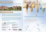 Deutschsprachiger Frauenkongress 21.-24. September -17
